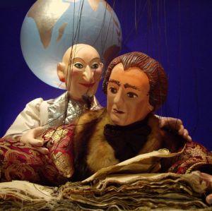 De wonderbaarlijke reis van Doctor Faust